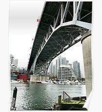Granville Street Bridge Poster
