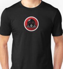 Star Wars Darth Vader Circle Unisex T-Shirt