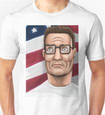 Freedom, I Tell You Hwut. Unisex T-Shirt