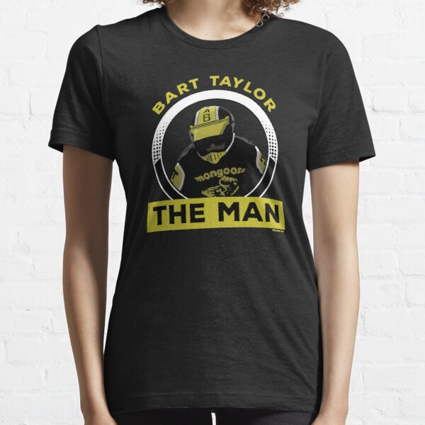 "Bart ""The Man"" Taylor FULL COLOR Essential T-Shirt"