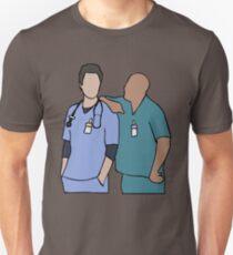 JD and Turk Scrubs T-Shirt