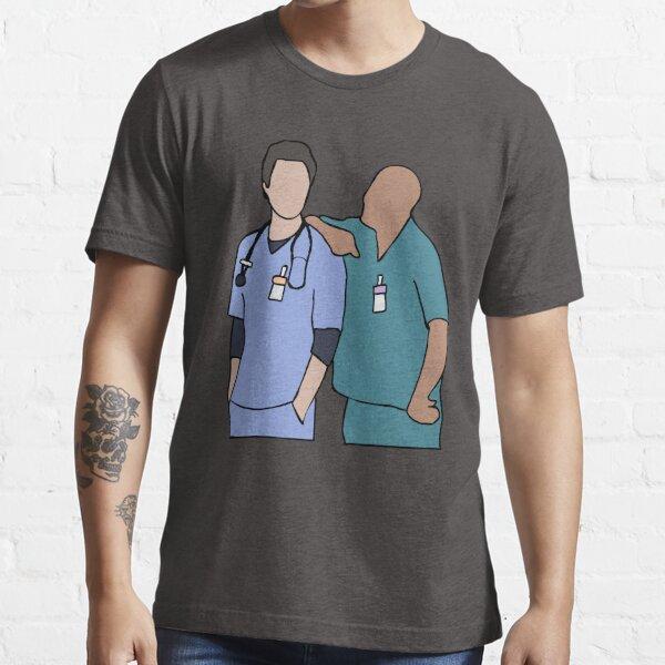 JD and Turk Scrubs Essential T-Shirt