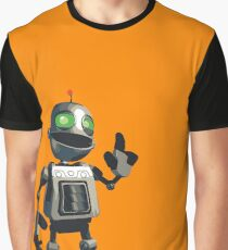 Inquisitive and Thoughtful Graphic T-Shirt