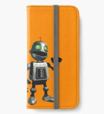 Inquisitive and Thoughtful iPhone Wallet/Case/Skin