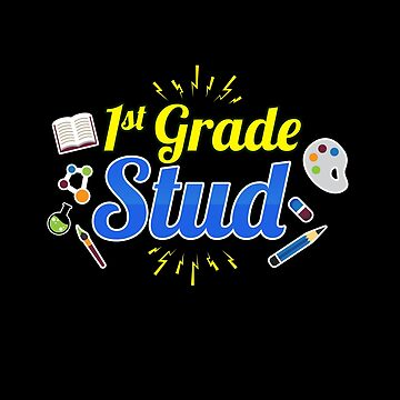 1st Grade Stud by marinn