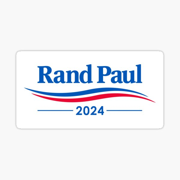 Rand Paul 2024 Sticker