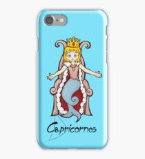 "Capricornus among the stars - series of T-shirts ""Polaris"" iPhone Case/Skin"