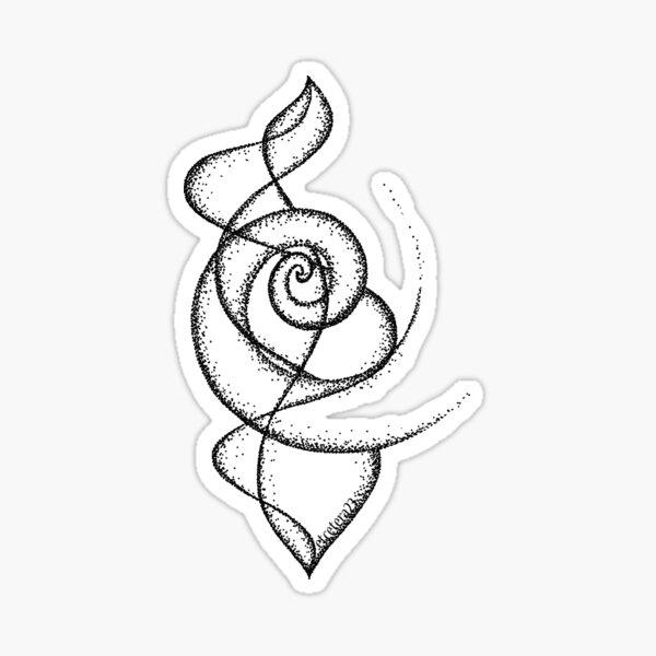 Spirit Whirl  Sticker