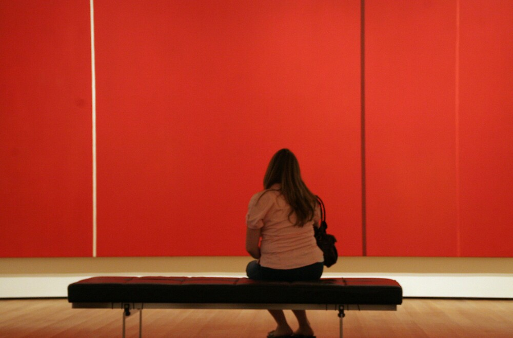 Museum Day by John Narun