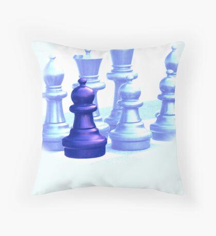 odd man out Throw Pillow