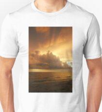 Stormy Gulf Coast Sunset – Captiva, Florida Unisex T-Shirt