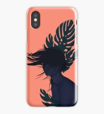 Windy day iPhone Case/Skin