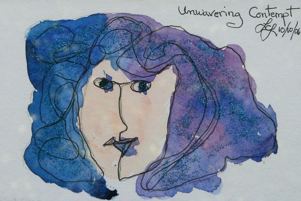 Unwavering Contempt by Linda Losik
