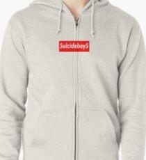 $uicideboy$xSupreme Zipped Hoodie