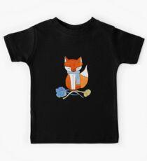 Orange Fox & Yarn Kids Clothes