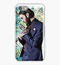 MR HENSON iPhone Case/Skin