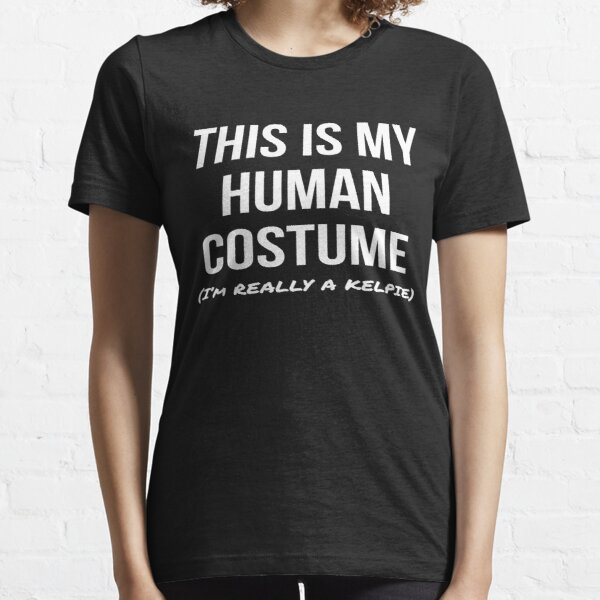 This Is My Human Costume Im Really a Burrito Shirt Cosplay