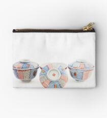 Japanese Lidded Bowls Studio Pouch