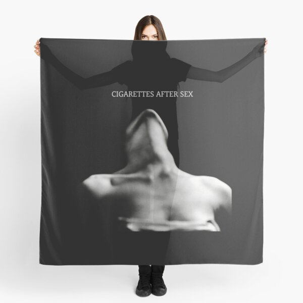cigarettes after sex  Scarf