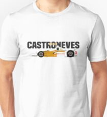 Helio Castroneves (2017 Indy) Unisex T-Shirt