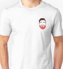 Zane Hijazi Pink Beard T-Shirt
