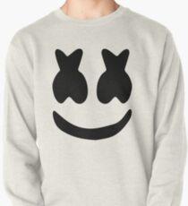 Marshmello face Pullover