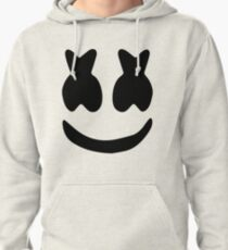 Marshmello face Pullover Hoodie