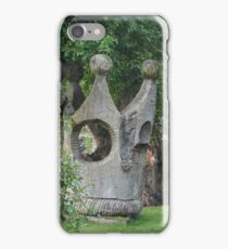 Crown Amongst Trees iPhone Case/Skin