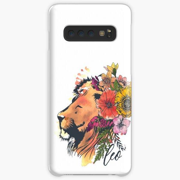 Leo Lion Samsung Galaxy Snap Case