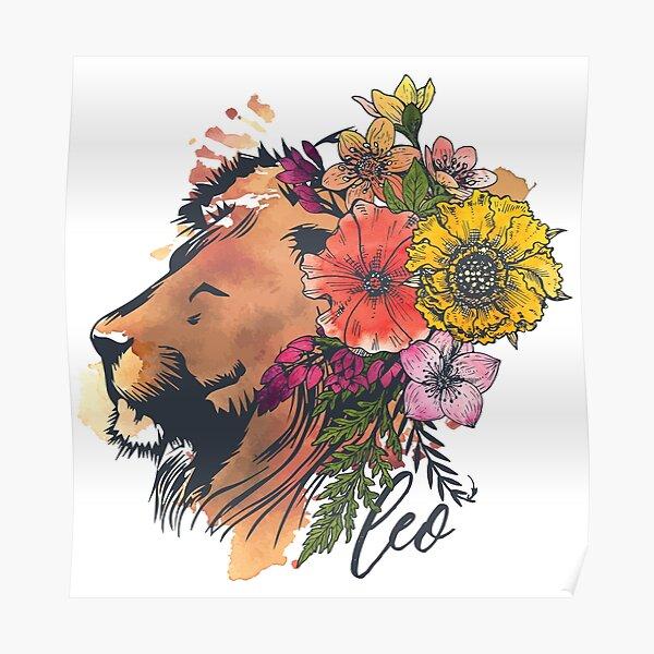 Lion Lion Poster