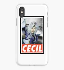-FINAL FANTASY- Paladin Cecil iPhone Case/Skin