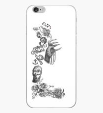 Lady Gaga Tattoos iPhone Case