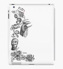 Lady Gaga Tattoos iPad Case/Skin