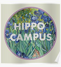Hippo Campus Poster