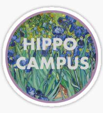 Hippo Campus Sticker
