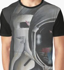 The Impossible Astronaut Graphic T-Shirt