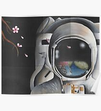 The Impossible Astronaut Poster