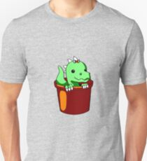 The potted dinosaur T-Shirt