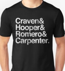 Horror Masters Unisex T-Shirt