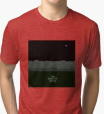 The Ghostly Hills  Tri-blend T-Shirt