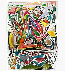 Cesar Manrique Moments 2 Poster