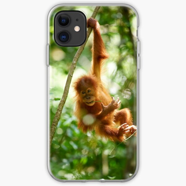 Hangin' Out iPhone Soft Case