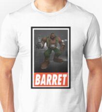 -FINAL FANTASY- Barret Unisex T-Shirt