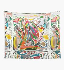 Cesar Manrique Moments 2 Wall Tapestry