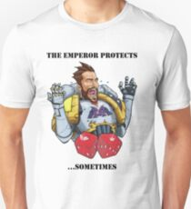 Emperor's Path - The Emperor Protects Unisex T-Shirt