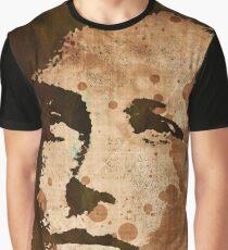 ARTHUR RIMBAUD Graphic T-Shirt