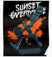 Sunset Overdrive Poster
