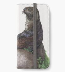 The Majestic Otter iPhone Wallet/Case/Skin