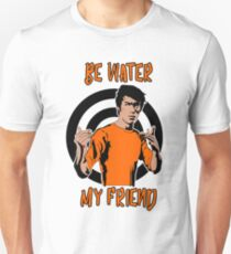 Bruce Lee - Tribute to the Legend. Unisex T-Shirt