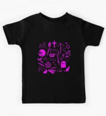 Buffy Symbology - Pink Kids Clothes